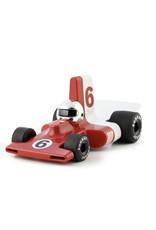 Playforever Velocita Red/Chrome Car