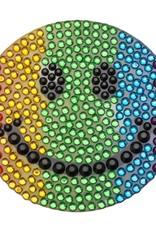 Sticker Beans Rainbow Smiley