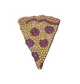 Sticker Beans Pizza