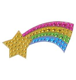 Sticker Beans Shooting Star