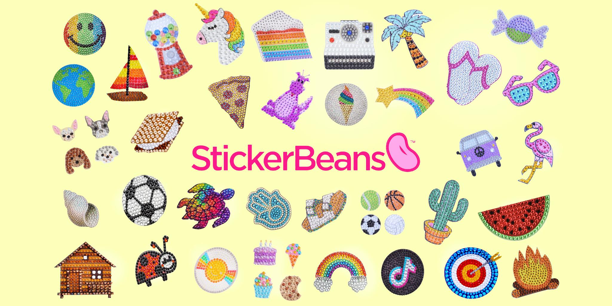 Sticker Beans