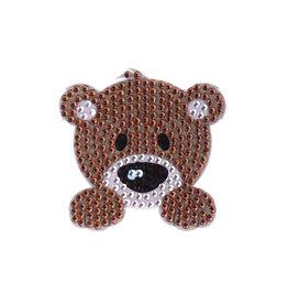 Sticker Beans Bear