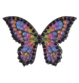 Sticker Beans Rainbow Butterfly
