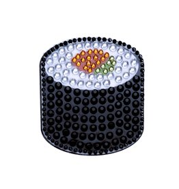 Sticker Beans Sushi