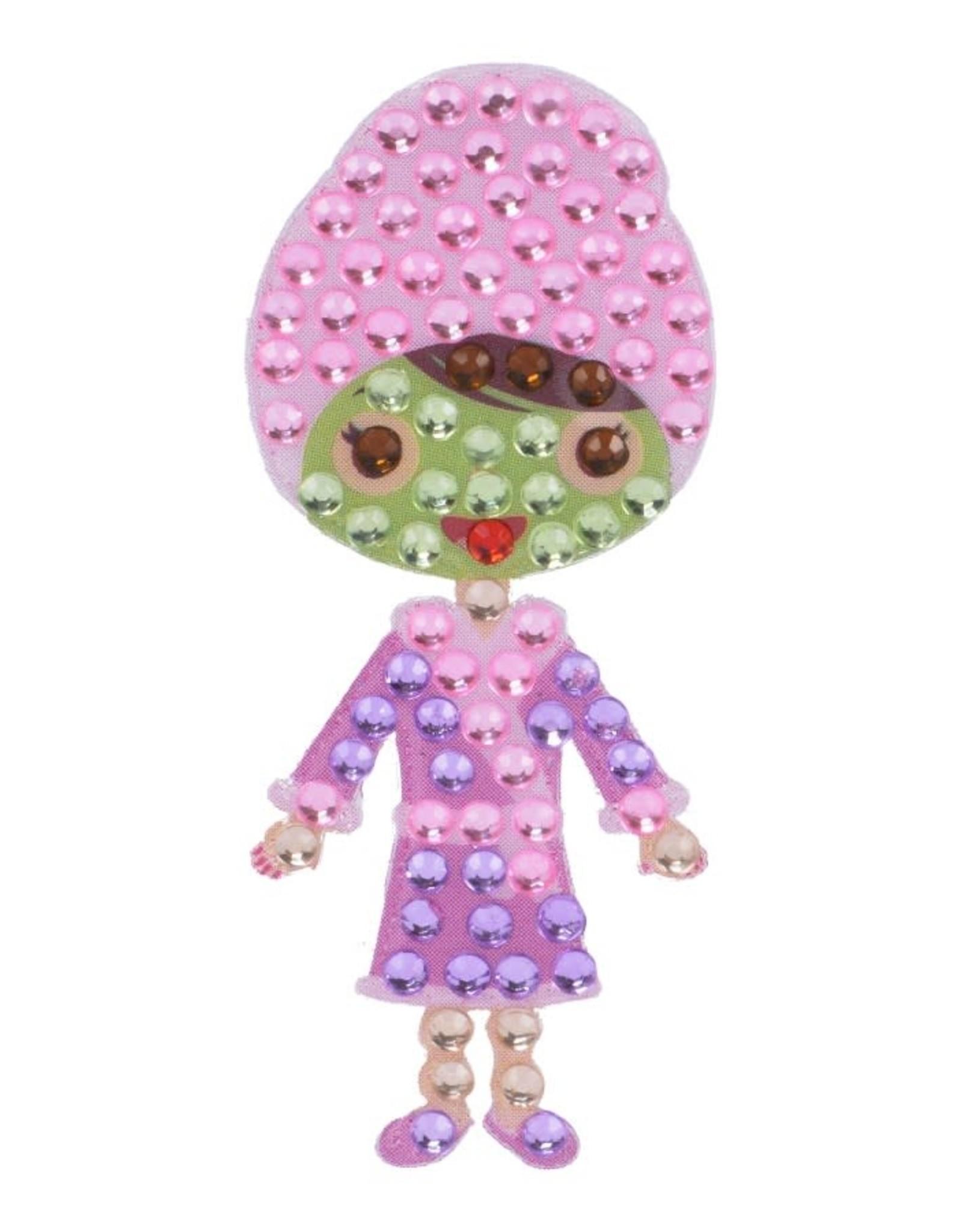 Sticker Beans Sticker Beans Spa Girl