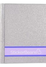 Sticker Beans Sticker Beans Silver Book