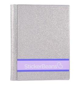 Sticker Beans Silver Collector Book