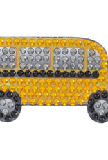 Sticker Beans Sticker Beans School Bus