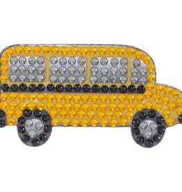 Sticker Beans School Bus
