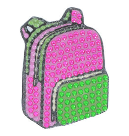 Sticker Beans Backpack