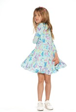 Chaser Brand Unicorn Fairytale Dress