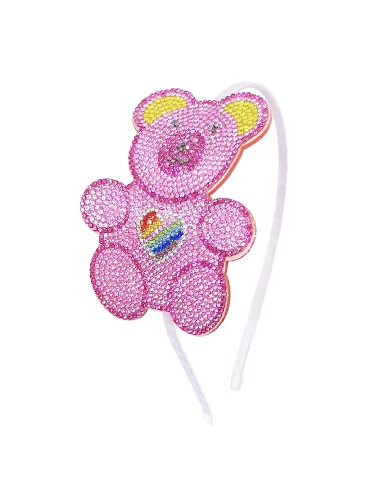 Bari Lynn Gummy Bear Crystal Headband