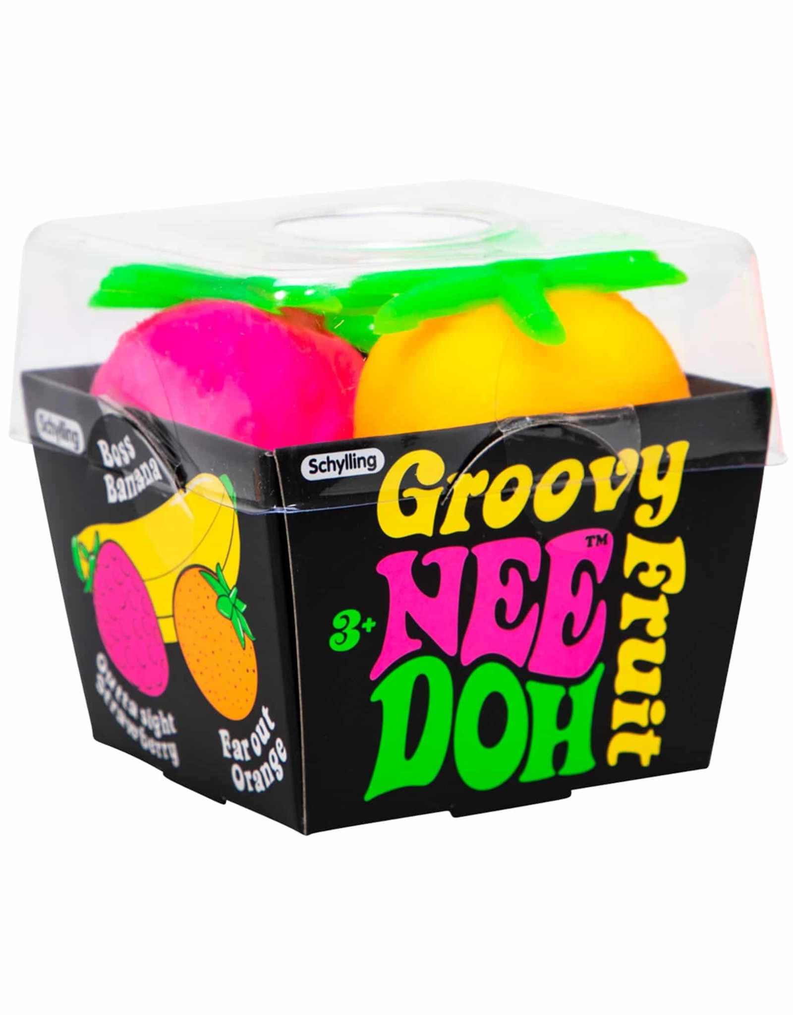Schylling Price Groovy Fruit Nee Doh