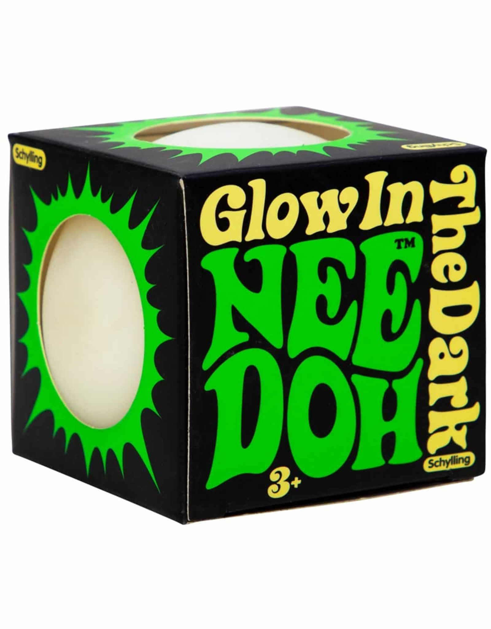 Schylling Price Glow In The Dark Nee Doh