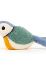 Jellycat Birdling Blue Tit