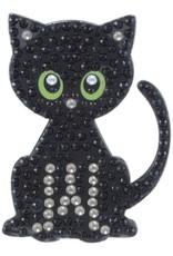 Sticker Beans Sticker Beans Black Cat