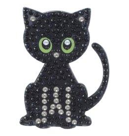 Sticker Beans Black Cat