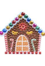 Sticker Beans Sticker Beans Gingerbread House