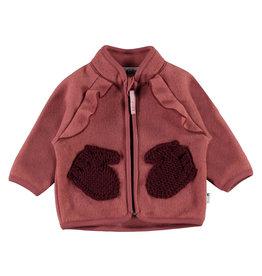 Molo Uli Maple Fleece Jacket