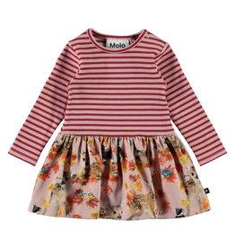 Molo Carel Autumn Fawns Dress