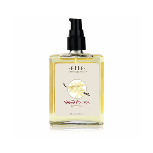 Farmhouse Fresh Farmhouse Fresh - Vanilla Bourbon Body Oil