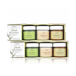 Farmhouse Fresh FHF - Face Mask Sampler -- Quick Recovery