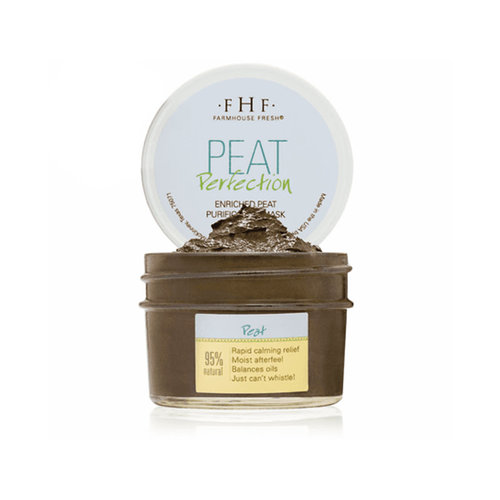 Farmhouse Fresh Peat Perfection Enriched Peat Purification Mask