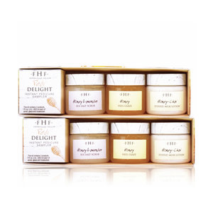 Farmhouse Fresh Pedi Delight 3-Step Foot Sampler Set
