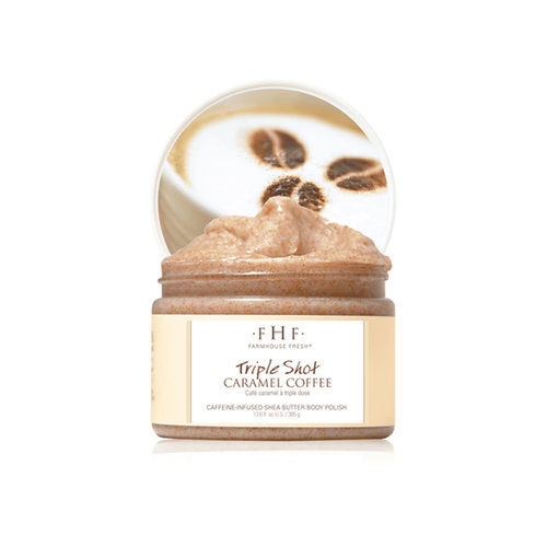 Farmhouse Fresh Triple Shot Caramel Body Polish