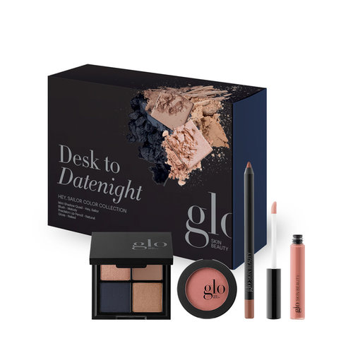 Glo Skin Beauty Desk to Datenight