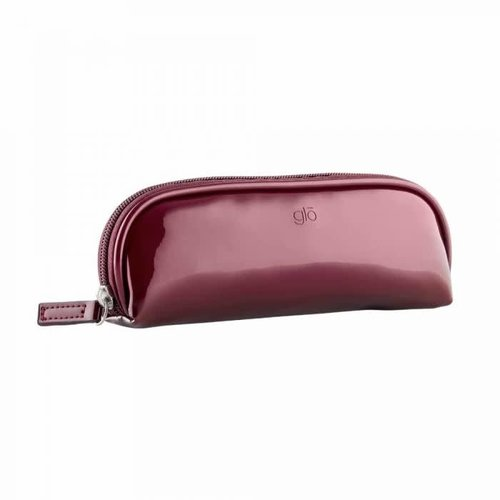 Glo Skin Beauty Patent Cosmetic Bag