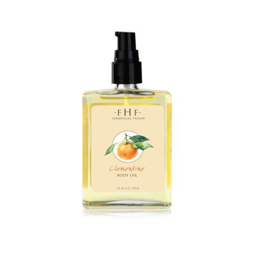 Farmhouse Fresh Clementine Body Oil