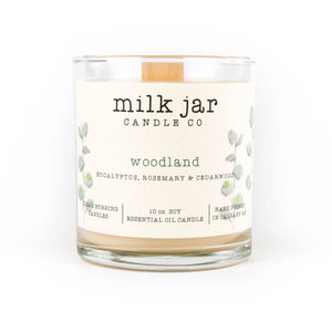 Milk Jar Woodland Essential Oil - Eucalyptus, Rosemary & Cedarwood