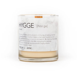 Milk Jar Hygge - Vanilla, Tobacco & Cedar