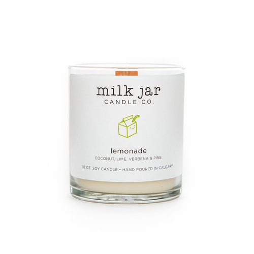Milk Jar Milk Jar - Lemonade - Coconut, Lime, Verbena & Pine