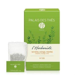 Palais des Thes L'Herboriste N°108 Verbena Orange Mint