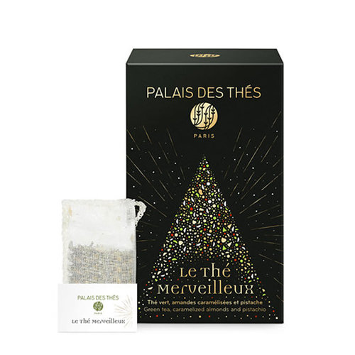 Palais des Thes Le Thé Merveilleux Tea Box