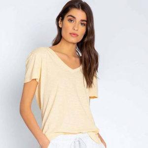 PJ Salvage Back to Basics Ivory T-Shirt