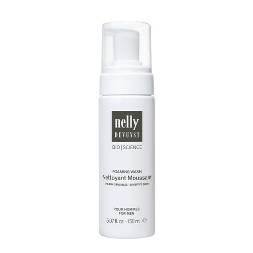 Nelly De Vuyst Foaming Wash Sensitive Skin Men