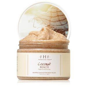 Farmhouse Fresh FHF - Coconut Beach Shea Sugar Scrub