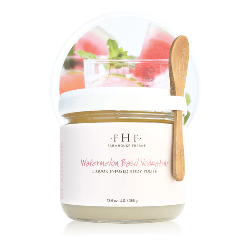 Farmhouse Fresh FHF - Watermelon Basil Vodkatini Scrub