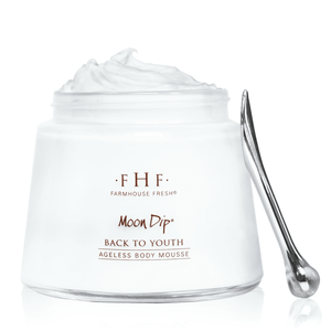 Farmhouse Fresh FHF - Moon Dip Back to Youth Body Mousse
