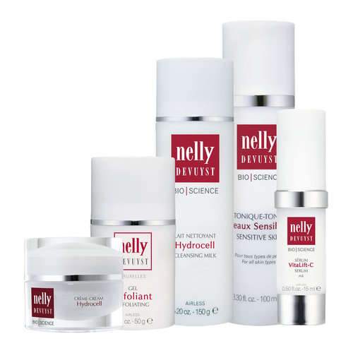 Nelly De Vuyst Dehydrated Skin Advanced Kit