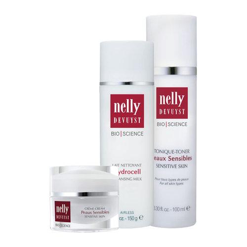 Nelly De Vuyst Sensitive Skin/Rosacea Essential Kit