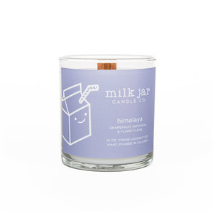 Milk Jar Milk Jar - Himalaya Essential Oil - grapefruit, patchouli, & ylang-ylang