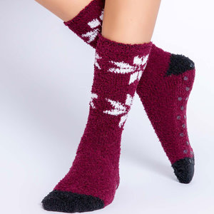 PJ Salvage PJ Salvage - Zig Zag Fun Socks