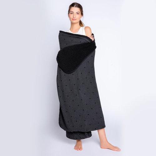 PJ Salvage PJ Salvage - Rockin Blankets Stars Blanket