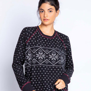 PJ Salvage Alpine Nights Fair Isle Set