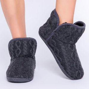 PJ Salvage PJ Salvage - Cable Knit Solid Bootie