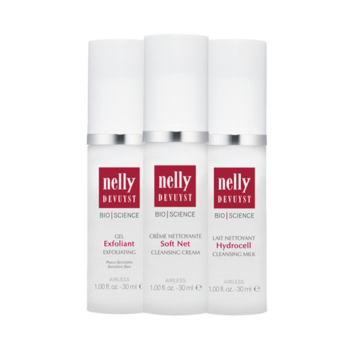 Nelly De Vuyst Hydration Double Cleanse Mini Kit